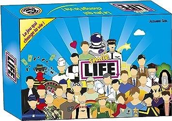 Smile Life SMI9017 - Juego de Mesa (versión Francesa): Amazon.es: Juguetes y juegos