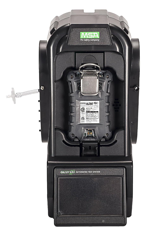 MSA Safety 10128629 - Sistema de prueba para Galaxy GX2 (4 válvulas, 4 x 4 x detector de gas múltiple, carga): Amazon.es: Amazon.es