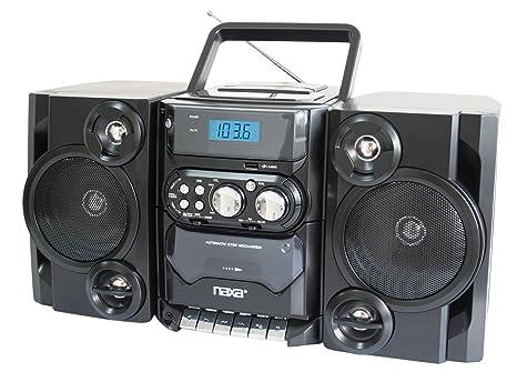 Review NAXA Electronics Portable MP3/CD