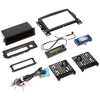 PAC RPK4-GM2301 Select GM Integrated Radio Replacement Kit