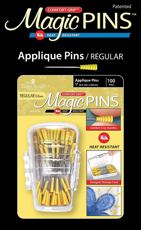 Taylor Seville Magic Pins Reg Applique 1 100 None