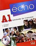 Écho A1. Livre de l'élève + Portfolio + DVD-Rom