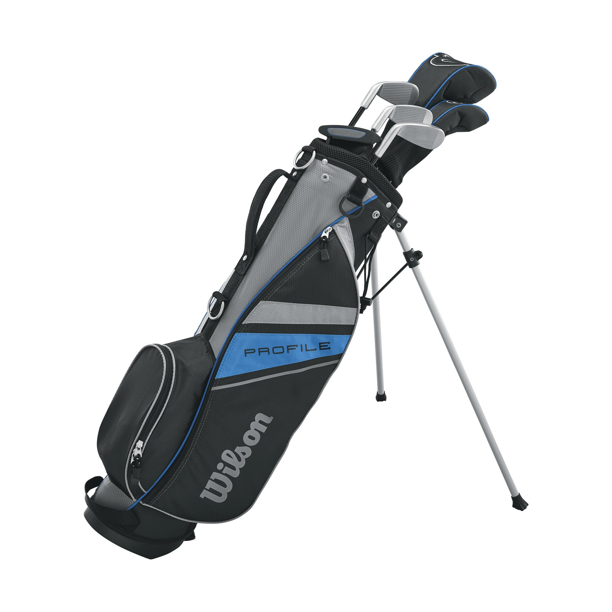 Wilson Unisex Profile Kid's Golf Set Large Left Hand, Blue (Ages 11-14) by Wilson (Image #7)