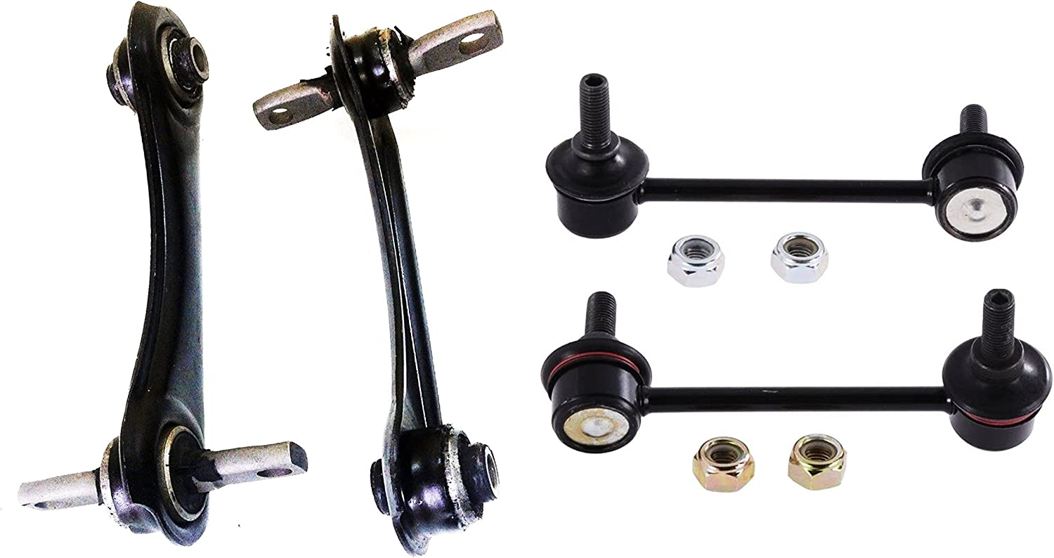 Front Wheel Bearing And Tie Rod End Kit For Honda Civic CR-V