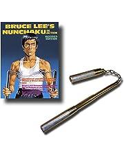 nanchaku avec Bruce Lee Livre -Livraison Gratuite
