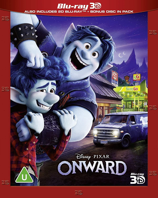 Onward 3D [Italia] [Blu-ray]: Amazon.es: Cine y Series TV