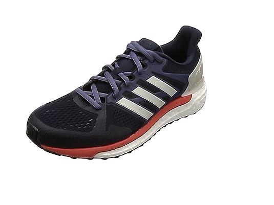 more photos fd21e 7f763 adidas Supernova St, Scarpe Running Donna, Bianco (Footwear White Silver  Metallic