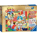 Ravensburger Whatif? No 15 Christmas Day Puzzle 1000pc,Adult Puzzles