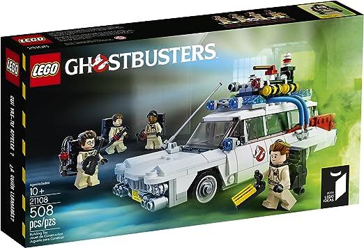 LEGO - Ghostbusters Ideas: Amazon.es: Juguetes y juegos