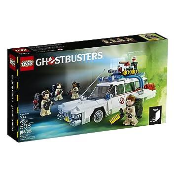 Amazon.com: LEGO Ghostbusters Ecto-1 21108: Toys & Games