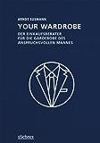 Your Wardrobe: Der Einkaufsberater für die Garderobe des anspruchsvollen Mannes