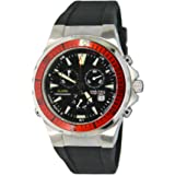 Nautec No Limit Herren-Armbanduhr XL Betta Chronograph Quarz Kautschuk BT QZ-ALA/RBSTRDBK