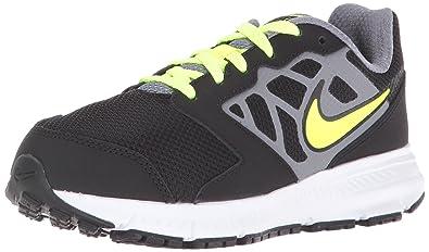 100% authentic pretty nice sale NIKE 684979 012, Chaussures de Running garçon, Black (Noir ...