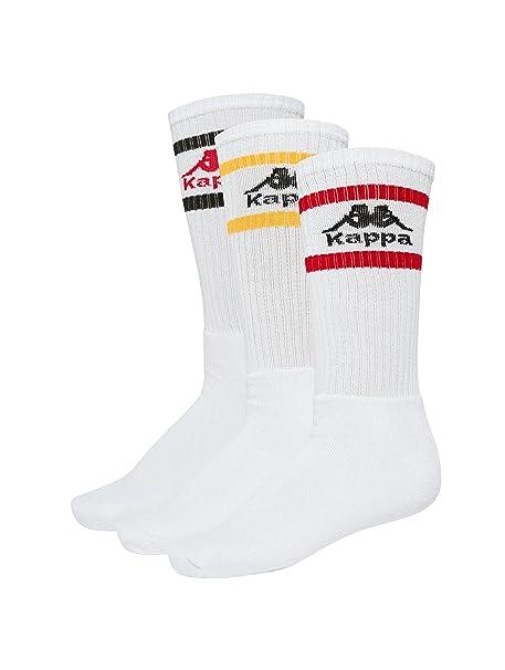 Kappa Hombres Ropa Interior/Moda de baño/Calcetines Taxa 3 Pack