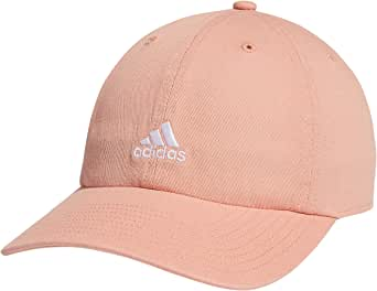 adidas Women's Saturday Relaxed Fit Adjustable Hat