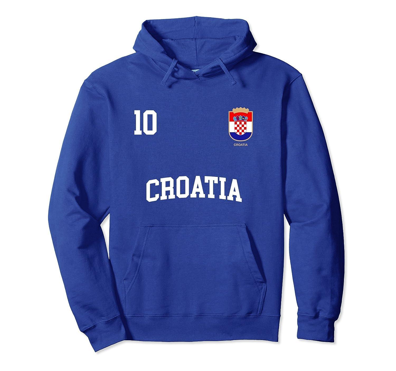 Croatia Soccer Shirt 2018 Croatian Flag Hrvatska-mt
