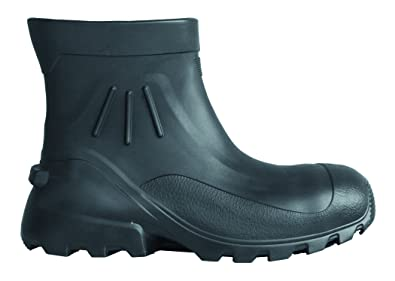 66a0a1fd203 Billy Boots Chief EVA Safety Toe Protective Work Boots – Black, Waterproof,  8