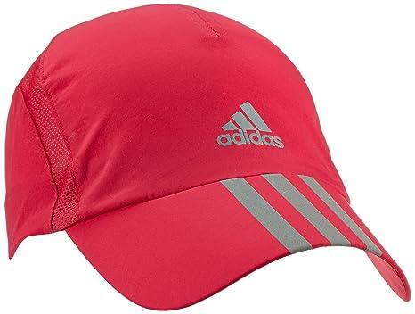 Adidas Kappe Run 3-Stripes Climacool - Gorra de tenis 6d75509082c