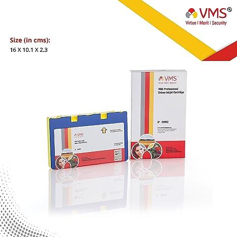 8966cfeb9 VMS Professional Colour Inkjet Cartridge E-5852: Amazon.in: Electronics