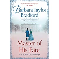 Master Of His Fate: The gripping, historical Victorian romance from the author of Sunday Times bestselling fiction like…