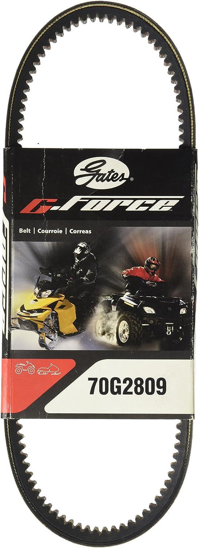 G-Force Drive Belt For 2012 Polaris Sportsman 90 ATV~Gates 70G2809