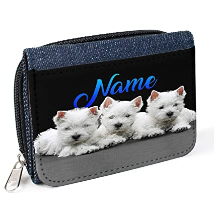 Personalizado Cute West Highland Westie Cachorros st071 ...