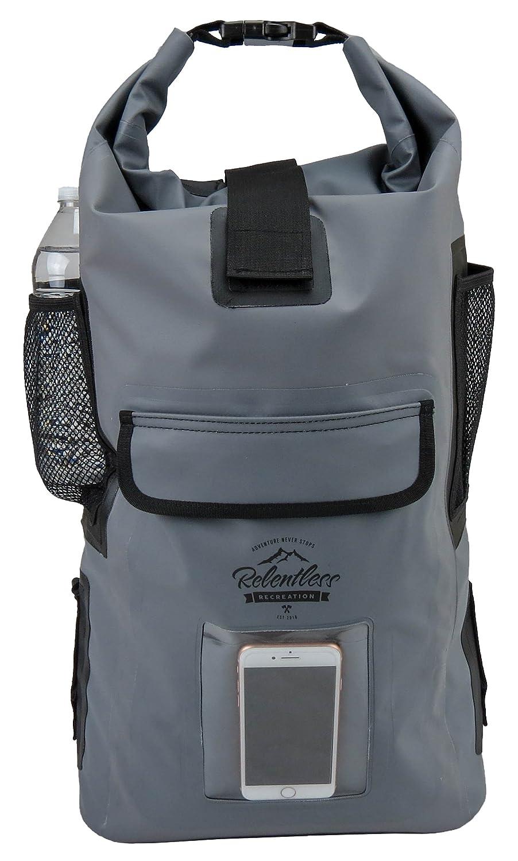 48e8cbfb8942 Amazon.com   Relentless Recreation Dry Bag Backpack