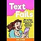 TEXT FAILS: 4 Books in 1: Epic and super funny Text Fails, Autocorrect Fails Mishaps on Smartphones! (vol.5+6+7+8…