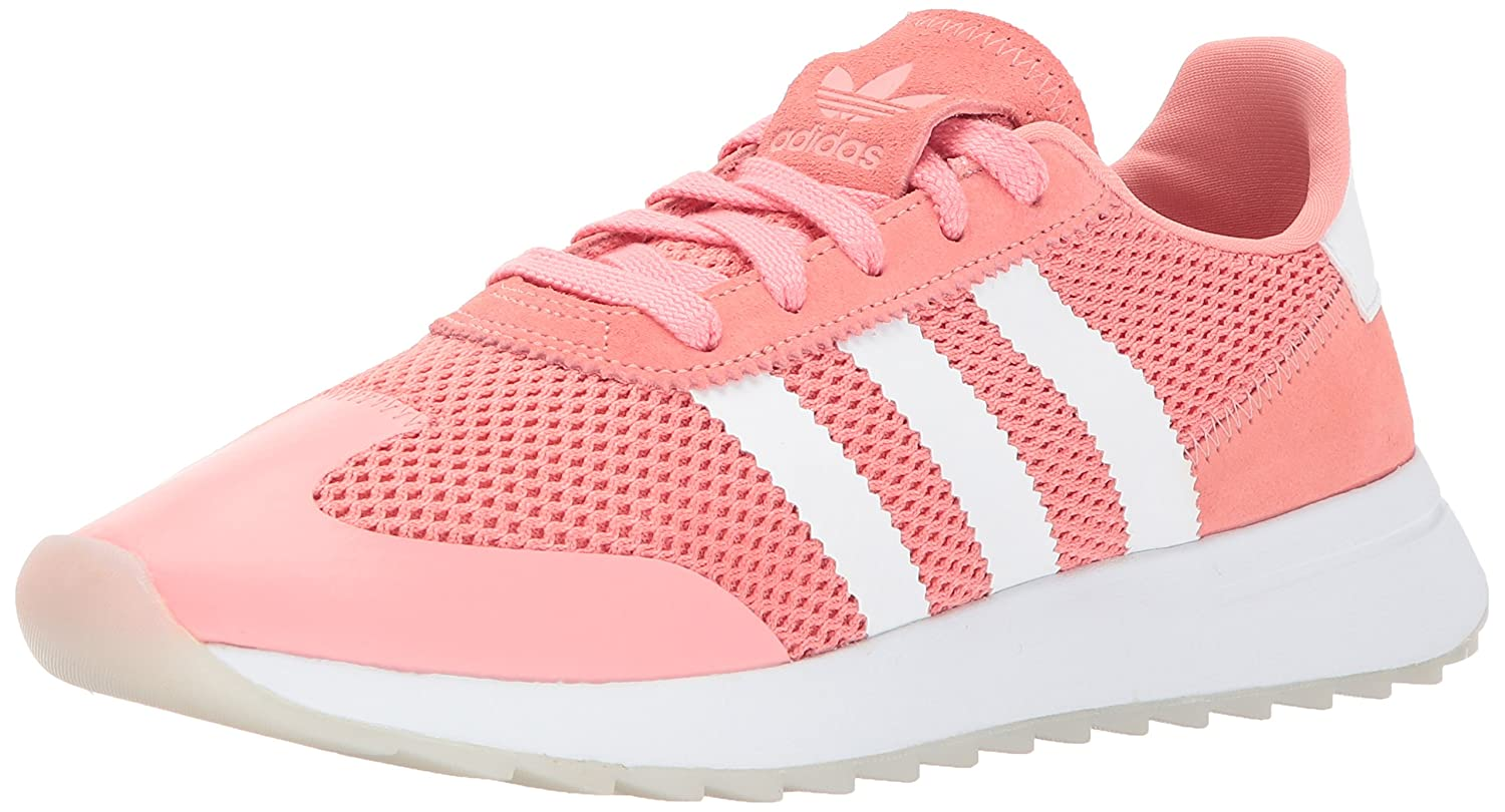 adidas Originals Women's FLB W B01N0QVQ4C 7.5 B(M) US|Tactile Rose/Pearl Grey/Gum