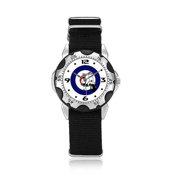 N212) MOD TARGET LAMBRETTA VESPA patinete deportivo reloj ...
