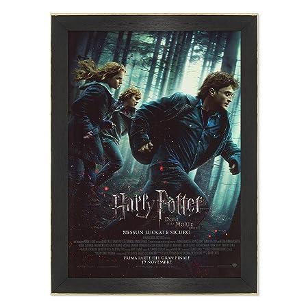 Póster Cartel Cinema original con marco - Enmarcado - Harry ...