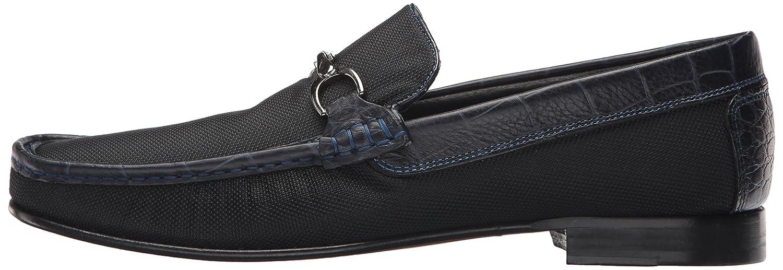 Donald J Pliner Mens Darrin3-K King Fabric Loafer Shoes