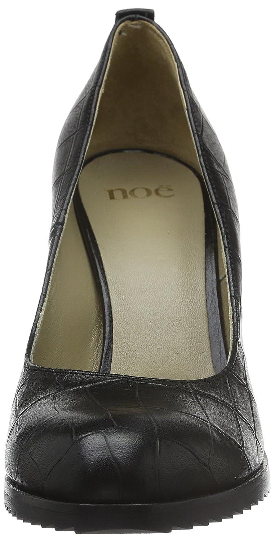 Noe Antwerp Nabla, Scarpe Chiusa col Tacco Punta Chiusa Scarpe Donna Nero (Nero) 1365fb