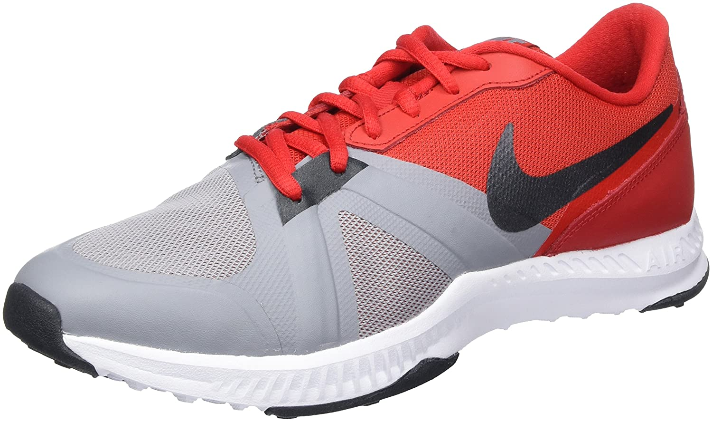 Nike Air Epic Speed TR, Zapatillas Hombre 44.5 EU|Negro (Negro (Stealth/Anthracite-university Red-white))