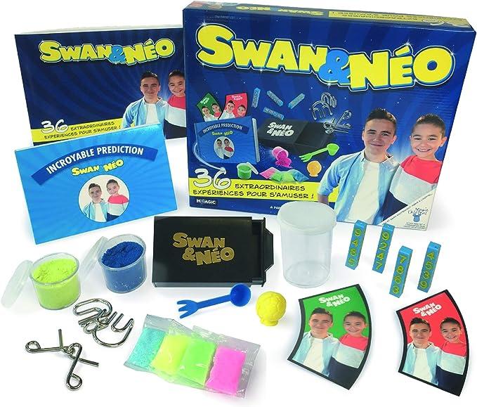 Megagic- Coffret Swan ET Neo 36 Experiences Scienc...