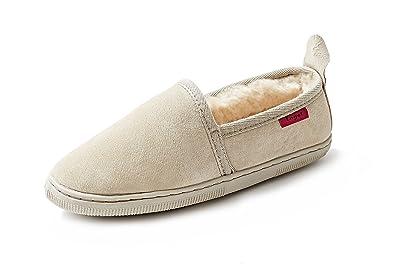 Chaussures Reissner Lammfelle beiges DOD4SS19p0