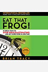 Eat That Frog! Audible Audiobook