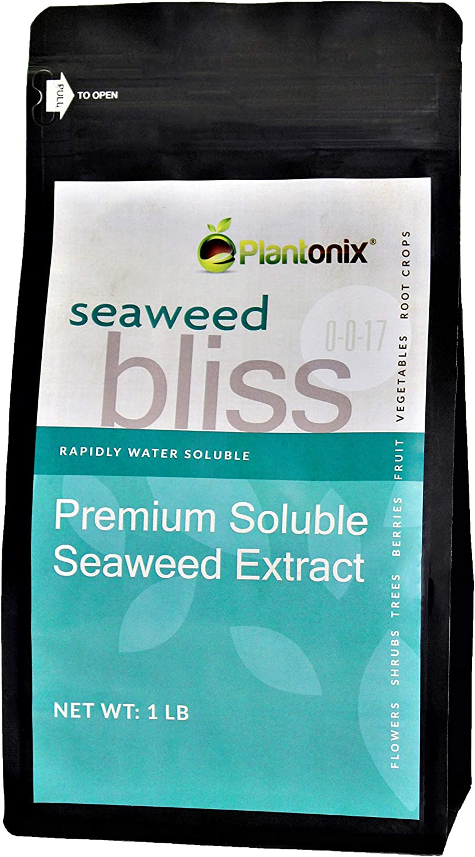 Seaweed Bliss Premium Soluble Seaweed Extract (0-0-17) (1 lb)