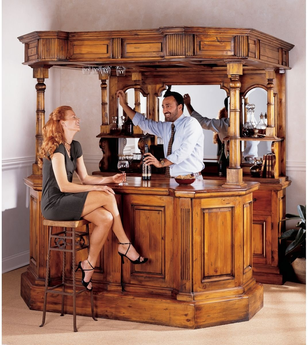 British West Midlands Tewkesbury Inn Pub Bar Home Furniture