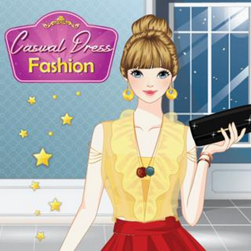 Casual Dress Fashion]()