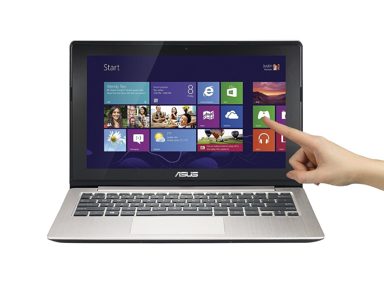 エイスース ノートパソコン ASUS VivoBook X202E-DH31T 11.6-Inch Touch Laptop 【並行輸入品】 (Silver)   B00AEEC2BM