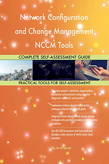 Amazon com: Network Configuration and Change Management NCCM