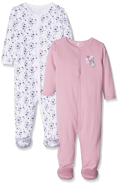 NAME IT, Pijama para Bebés (Pack de 2) 13156729