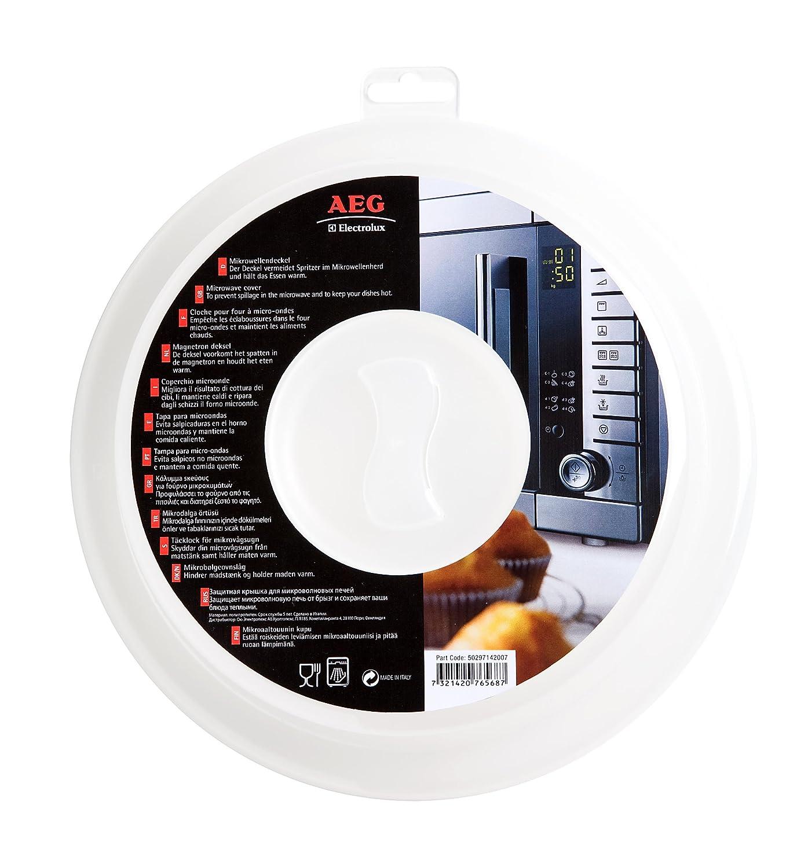 AEG Electrolux 50297142007 - Horno microondas (diámetro 26,5 ...