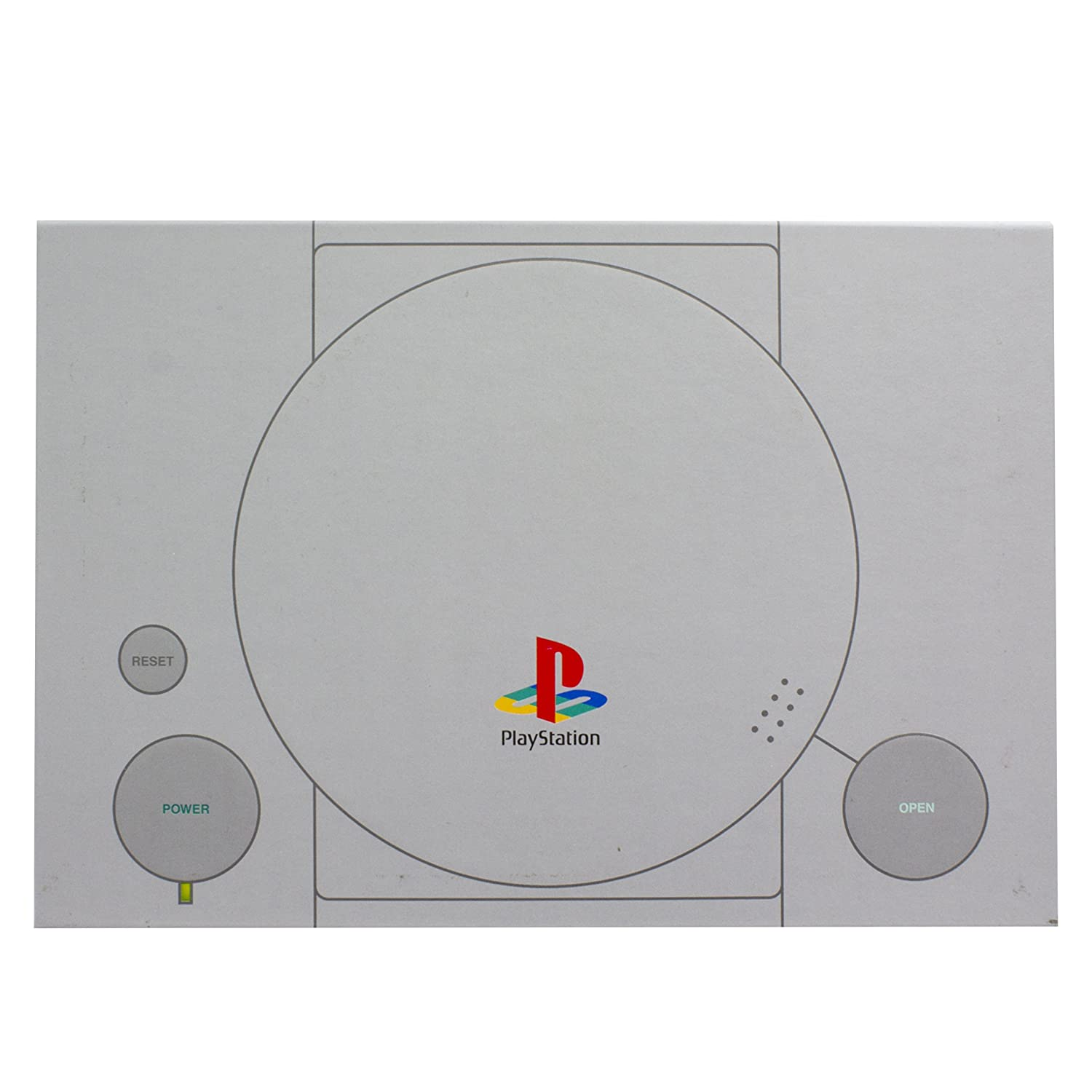 Playstation Quaderno, Colore Multi Colour, Abysse Corp_GIFPAL424 PP4135PS
