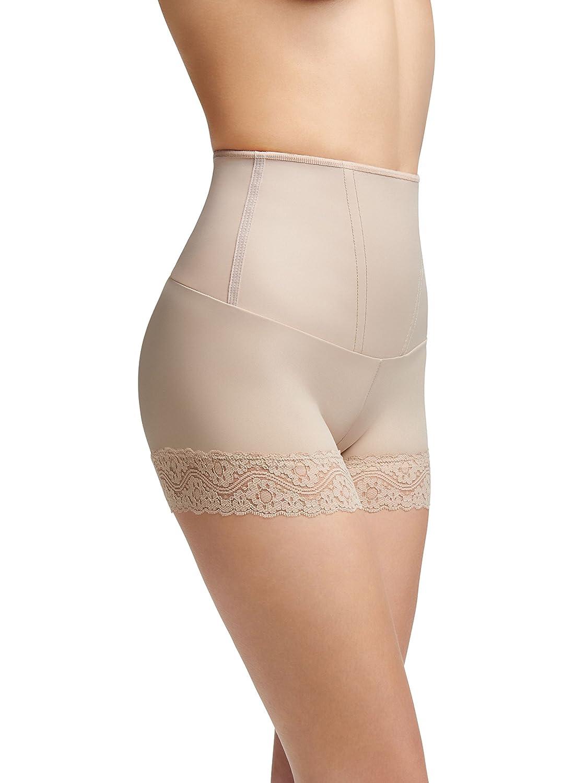 cbdf9368ff Squeem Women s Curve Emotion Mid Waist Boyshort  Amazon.co.uk  Clothing