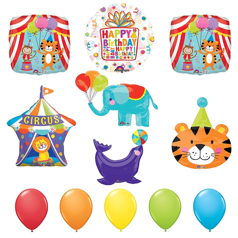 10X 12 inch kids green dinosaur balloon confetti ballons birthday party decor YH