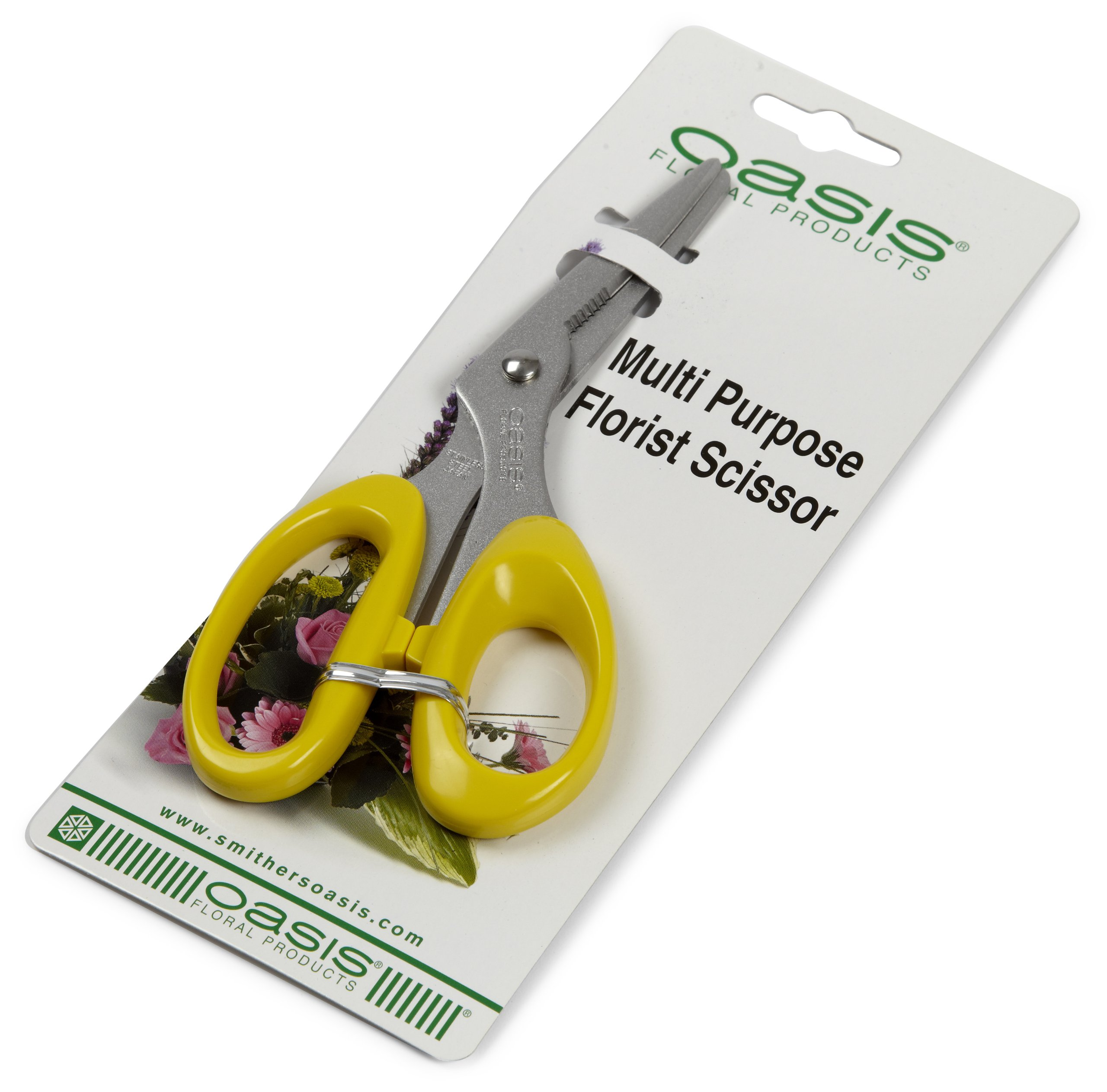 Oasis Stainless Steel Multi Purpose Floral Scissor x1