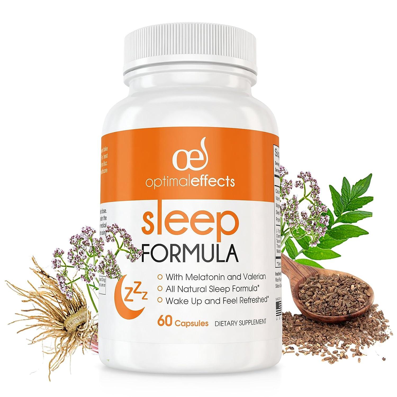 7085db305e8 Amazon.com  Natural Sleep Pills by Optimal Effects