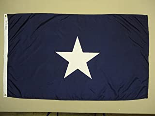product image for Annin Flagmakers Model 319925 Bonnie Blue 3x5 ft. Nylon Dyed Design Flag, American